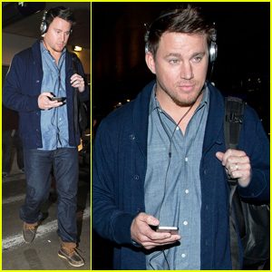 Channing Tatum Wants to Play Gambit in Next 'X-Men' Movie!