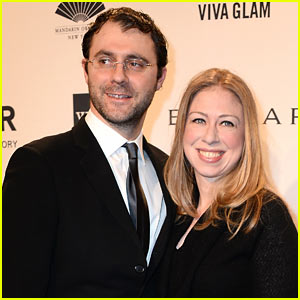Chelsea Clinton Pregnant, Expecting First Child with Husband Marc Mezvi