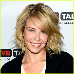 Chelsea Handler & CBS Negotiating Possible Late Night Show!