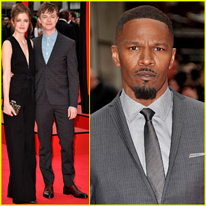 Dane DeHaan & Jamie Foxx: 'Amazing Spider-Man 2' Villains Hit the World Premiere!