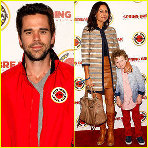 David Walton & Minnie Driver Are All 'About a Boy' at City Year Los Angeles Benefit