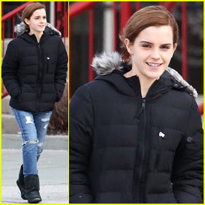 Emma Watson Cannot Stop Smiling on Her 24th Birthday!