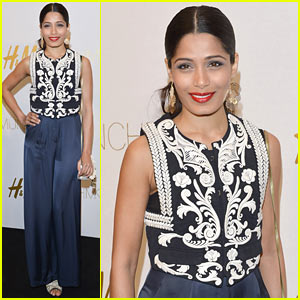 Freida Pinto Loves Model Alek Wek: Thanks For Just Being You!