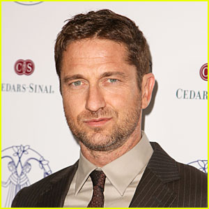 Gerard Butler Will Save the World in 'Geostorm'!