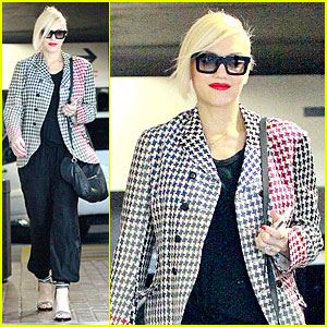 Gwen Stefani Knows How to Style Her Post-Baby Body!