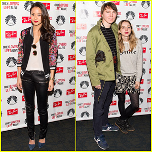 Jamie Chung Shows Support For 'Only Lovers Left Alive' at New York Screening!