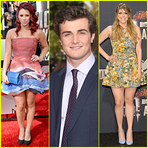 Jillian Rose Reed & Beau Mirchoff Don't Make It 'Awkward' at MTV Movie Awards 2014!