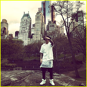 Justin Bieber Wanted to Propose in Central Park!