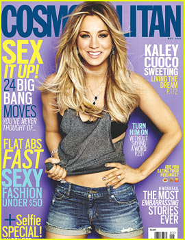 Kaley Cuoco Discusses Short-Lived Henry Cavill Fling & Her Fast Engagement to Ryan Sweeting in 'Cosm