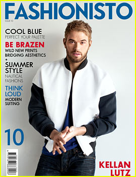 Kellan Lutz Covers 'Fashionisto,' Discusses His Changing Style (Exclusive)