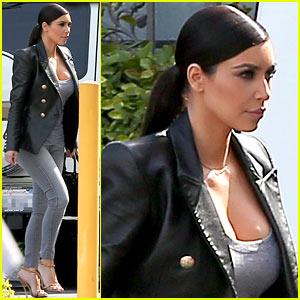 Kim Kardashian Denies Getting 6 Hour Spa Treatments in Thailand: 'I Was Busy Taking Selfies!'