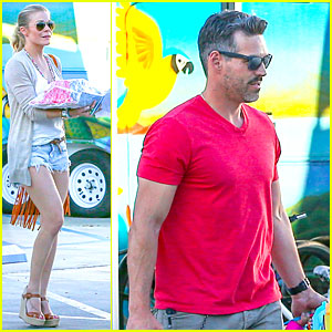 LeAnn Rimes & Red Hot Eddie Cibrian Celebrate His Son Jake's 7th Birthday!