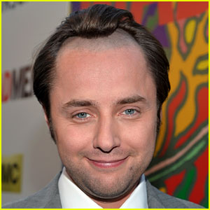 Mad Men's Vincent Kartheiser Shows Off Shaved Hairline