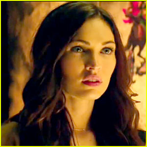 Megan Fox Stars in New 'Teenage Mutant Ninja Turtles' Trailer!