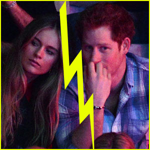 Prince Harry & Cressida Bonas Split?: Report