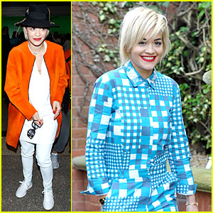 Rita Ora Trades London for Fun Coachella Festivities This Weekend!