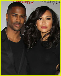 Naya Rivera & Big Sean's Split Instigates Many Rumors About Their Breakup