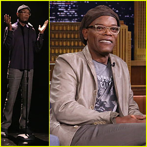 Samuel L. Jackson Performs 'Boy Meets World' Slam Poem on 'Fallon' - Watch Now!