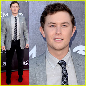 Scotty McCreery Is the Country 'Idol' at ACM Awards 2014!