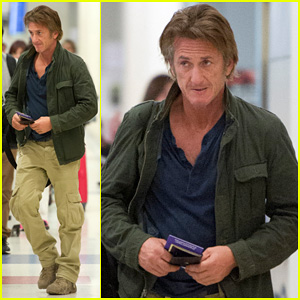 Sean Penn Takes Flight After Exciting New Movie News!