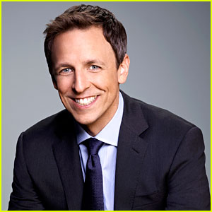 Seth Meyers Set to Host Emmy Awards 2014!