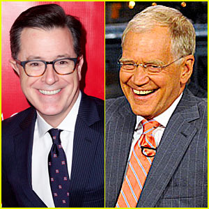 Stephen Colbert Named New 'Late Show' Host, Will Succeed David Letterman!