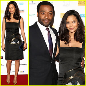 Thandie Newton Looks Amazing Ju