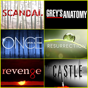 ABC Renews 'Scandal,' 'Grey's Anatomy,' & Four More Dramas!