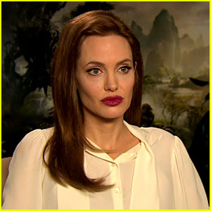 Angelina Jolie Speaks Up for Nigerian Schoolgirls & Human Trafficking Victims (Video)