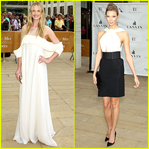 Anne V & Karlie Kloss Bring Their Stunning Beauty to American Ballet Theatre Gala!