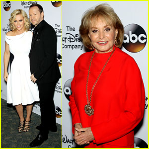 Barbara Walters Joins Current & Former 'View' Co-Hosts at Celebration of Her Career