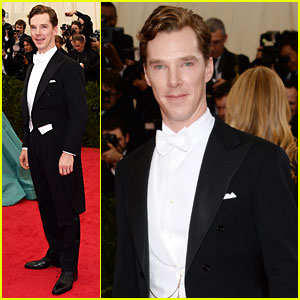 Benedict Cumberbatch is One Dapper Dude at Me