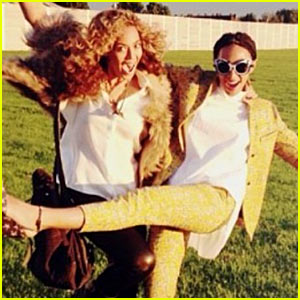 Beyonce Breaks Silence, Shares Happy Pictures of Her & Sister Solange Knowles After Jay Z Elevator Fight