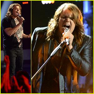 Watch Caleb Johnson's 'American Idol' Top 3 Performances!