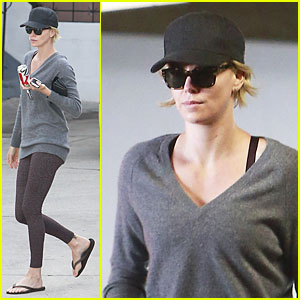 Charlize Theron Talks Transitioning Sean Penn Friendship to Romantic Relationship - Watch Now!