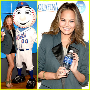 Chrissy Teigen Beats John Legend on 'Hollywood Game Night'!