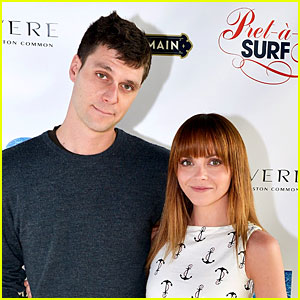 Christina Ricci Is Pregnant with Husband James Heerdegen's Baby - See Her Bump!