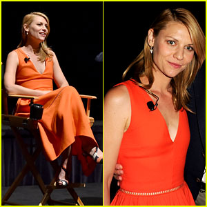 Claire Danes Starts Emmy Campaign with 'Homeland' Screening!