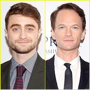 Daniel Radcliffe & Neil Patrick Harris Rock a Suit & Tie at Drama League Awards!