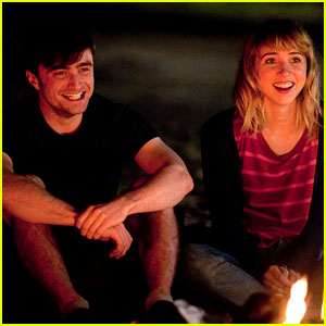 A Zoe Kazan Daniel Radcliffe What If Movie POSTER 11 x 17 USA NEW