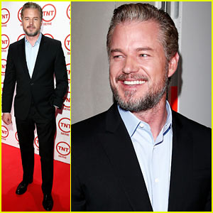 Eric Dane Never Disappoints in a Great Looking Suit!