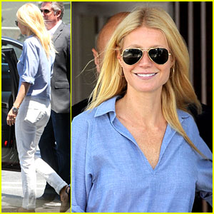 Gwyneth Paltrow Writes Blog Post to 'End the Mommy Wars'