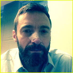 Hugh Jackman's Doctor Finds More Cancer on His Nose