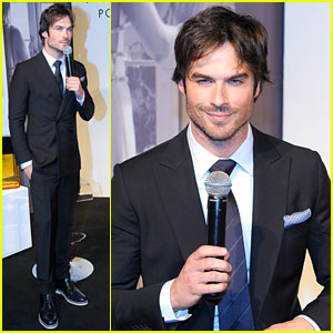 Ian Somerhalder Hints at How He Will Land His Next Girlfriend!
