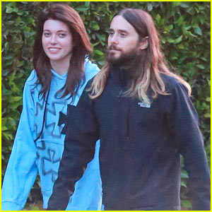 Jared Leto Shares Inspirational Thomas Edison Quote Before Hike with Female Companion