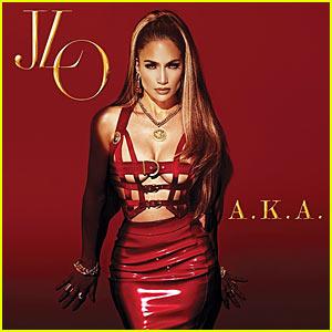Jennifer Lopez: 'AKA' Album Artwork Revealed!