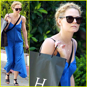 Jennifer Morrison Steps Out Just Before Once Upon a Time's Season 3 Finale!