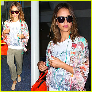 Jessica Alba Brings Eco-Friendly Honest Company to Target!