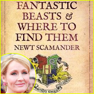 JK Rowling's 'Fantastic Beasts & Where to Find Them' Given Release Date!