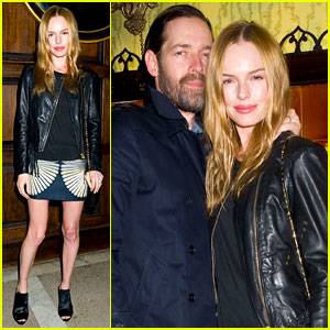 Kate Bosworth & Michael Polish Make On